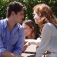 Natasha e Rogério voltarão juntos de uma temporada nos Estados Unidos