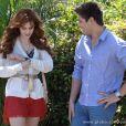Ao chegar no Brasil, a governanta Lídia (Angela Rebello) revela para Natasha que é sua mãe biológica e que ela é fruto de seu relacionamento com o pai de Nicole (Marina Ruy Barbosa)