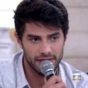 Renan, fora do 'BBB16', desconsidera amizade com Matheus: 'Não é meu amigo'