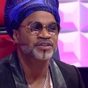 Carlinhos Brown troca o nome de Marcus Menna no 'The Voice Kids': 'Marcelo'
