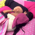 'BBB16': Munik elogia pegada de Laham. 'Beija muito bem', nesta segunda-feira, 21 de março de 2016