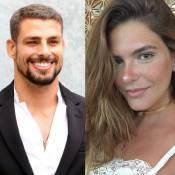 Namoro de Cauã Reymond e Mariana Goldfarb agrada fãs do ator: 'Escolheu bem'