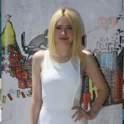 Dakota Fanning participa de coletiva do filme 'Night Moves' no Festival do Rio