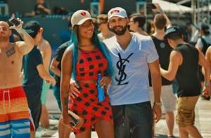 Ludmilla nega namoro com produtor americano Xerxes Frechiani:'Só nos conhecendo'