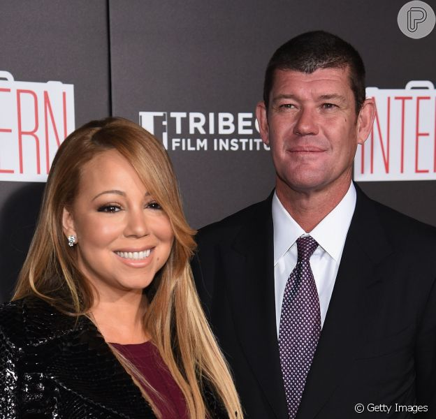 Mariah Carey se casará com James Parker em cerimônia estimada em R$ 363 milhões