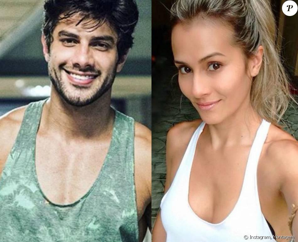 Renan, ex-'BBB16', e Cinthia Mayumi retomaram o namoro: o modelo confirmou a informação em entrevista nesta quarta-feira, dia 23 de março de 2016