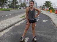 3 minutos com Giovanna Rispoli: atriz aposta na patinação para manter boa forma