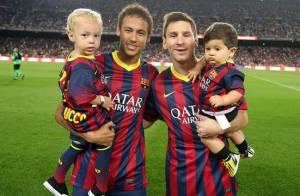 Neymar está preparado para assumir Barcelona sem Messi, diz jornal espanhol