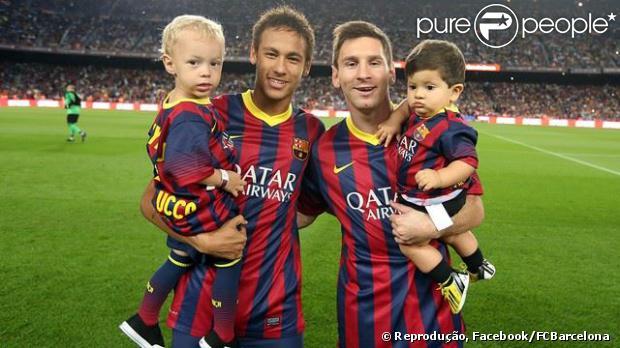 Segundo jornal espanhol 'Mundo Deportivo', Neymar está preparado para comabdar Barcelona na ausência de Messi