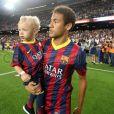O 'Mundo Deportivo' afirmou que o desempenho de Neymar cresce progressivamente e está cada dia melhor