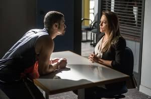 'Totalmente Demais': Lili visita Jacaré na cadeia, pergunta de Sofia e é atacada