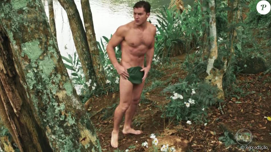 Klebber Toledo, o Romeu da novela 'Êta Mundo Bom', entrega segredo de boa forma muito elogiada após nudes na TV: 'Faço boxe, skate, surfe e academia'. Cenas do ator pelado foram ao ar na quinta-feira, 17 de março de 2016