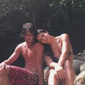 Brenno Leone posa com Giulia Costa e aponta romance em foto: 'Assumiram'