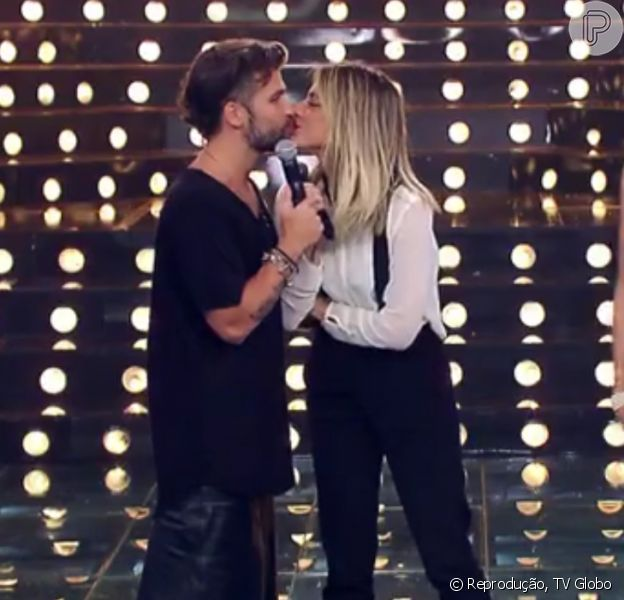 Bruno Gagliasso e Giovanna Ewbank participaram do 'Amor & Sexo' nesta sábado, dia 26 de março de 2016