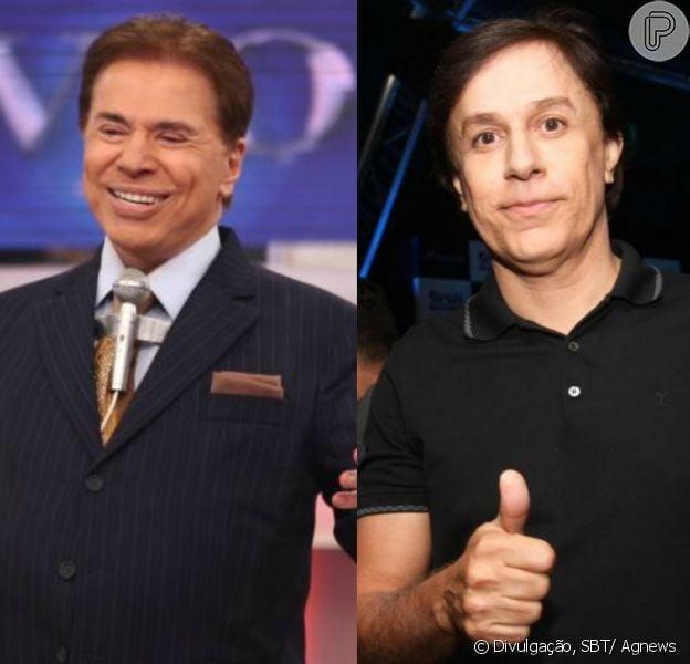 Silvio Santos vence ação contra Tom Cavalcante e Record e vai receber R$ 349 mil