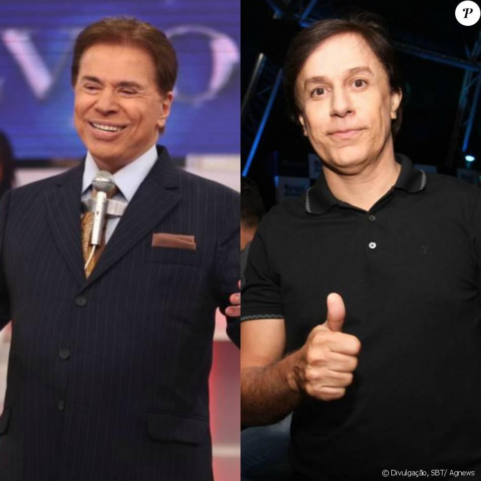 Silvio Santos vence processo contra Record e Tom Cavalcante e vai receber R$ 349 mil
