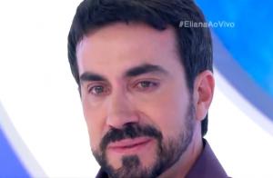 Padre Fábio de Melo chora ao lembrar polêmica com travesti: 'Ficamos amigos'
