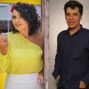 Dadá Coelho, repórter do 'BBB16', está namorando Paulo Betti; ex dele foi cupido