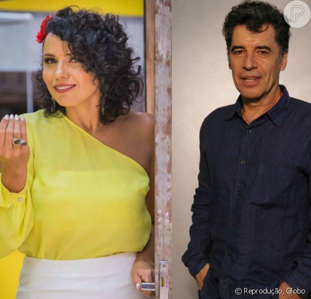 Dadá Coelho e Paulo Betti estão namorando: o casal foi apresentado por uma ex-mulher do ator