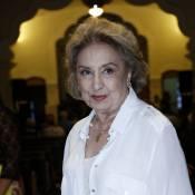 Eva Wilma, internada em UTI com embolia pulmonar, tranquiliza fãs: 'Estou bem'