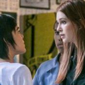'Totalmente Demais': Leila conta para Eliza que terminou com Jonatas. 'Todo seu'