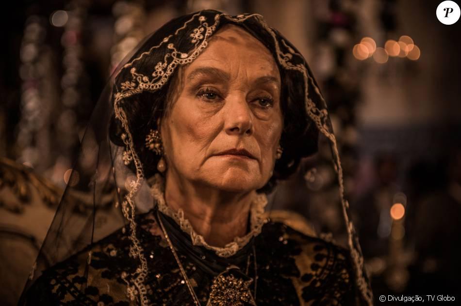 Em 'Velho Chico', os 100 anos de Encarnação (Selma Egrei) marcará a nova fase da novela que acontecerá no dia 12 de Abril de 2016