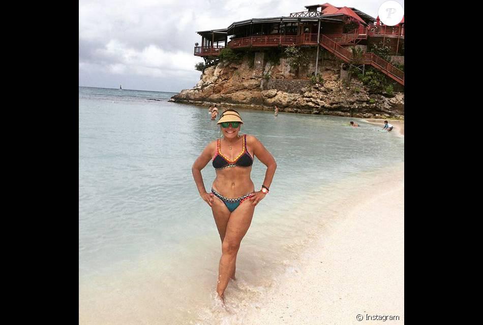 Susana Vieira voltou a receber vários elogios: 'Você põe muitas menininhas no chinelo'