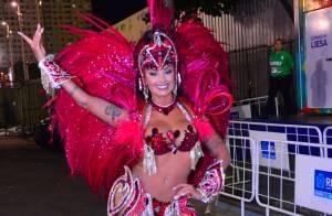 Carnaval 2017: Aline Riscado pode ser rainha de bateria da União da Ilha