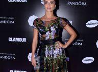 Grazi Massafera usa vestido transparente em premiação: 'Me sentindo poderosa'