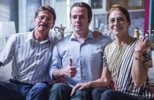 Novela 'Totalmente Demais': Max revela aos pais que é gay após fingir ser hétero