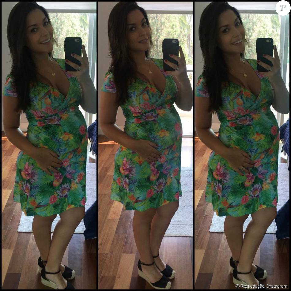 Vestido floral curto looks