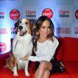 Gabriela Duarte está no elenco do filme 'Mato Sem Cachorro'