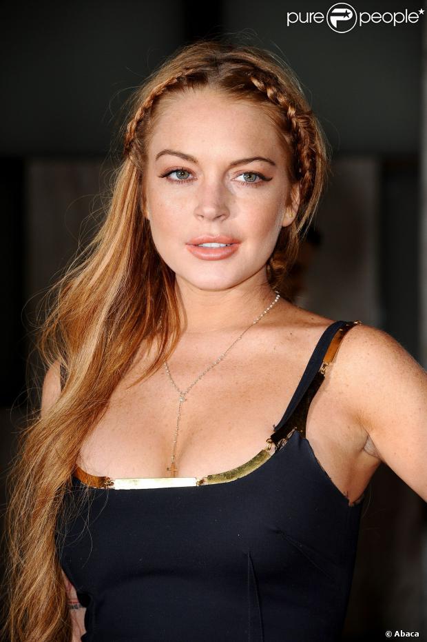 Lindsay Lohan que abrir sua própria clínica de reabilitação, em 7 de outubro de 2013