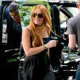 Lindsay Lohan acredita que uma clínica de reabilitação com seu nome pode chamar a atenção para a sobriedade