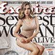Scarlett Johansson pe a mulher viva mais sexy do mundo