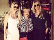 Mãe de Monique Evans esclarece briga entre filha e Bárbara Evans: 'Ela surtou'