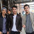 Jonas Brothers cancela turnê dois dias antes do início dos shows