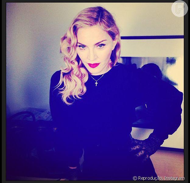 Madonna criou o 'Projeto Secreto Revolução' em parceria com o fotógrafo Steven Klein em um ano e meio