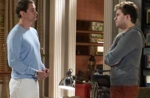 'Amor à Vida': Niko confronta Eron e pergunta o que ele sente por Amarilys