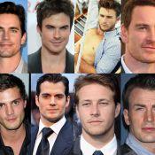 '50 Tons de Cinza': veja 30 atores cotados para o papel de Christian Grey