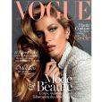 Gisele Bündchen é a capa da edição de novembro da revista 'Vogue Paris'