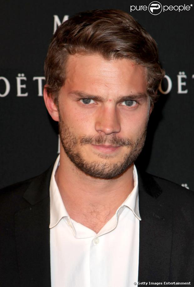 Jamie Dornan será Christian Grey na adaptação cinematográfica do best seller 'Cinquenta Tons de Cinza', de E. L. James