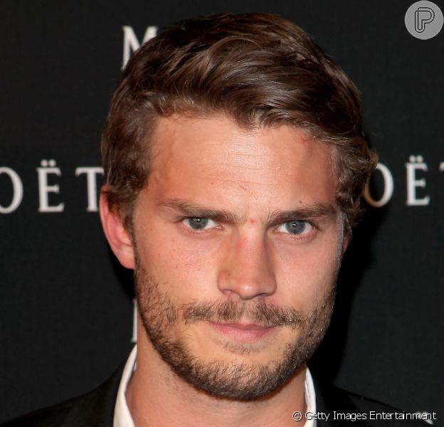 Jamie Dornan será Christian Grey na adaptação cinematográfica do best seller 'Cinquenta Tons de Cinza', de E. L. James