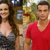 'Amor à Vida': Novo amor? Após decepção com Herbert, Gina se aproxima de Elias