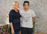 Caio Castro fala sobre romance com Maria Casadevall: 'A gente se diverte muito'