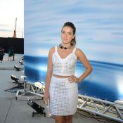 Veja os looks: Monique Alfradique e Débora Bloch circulam pelo Fashion Rio