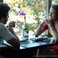 Lili (Juliana Paiva) e William (Thiago Rodrigues) vão formar um casal em 'Além do Horizonte'