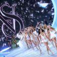 Victoria's Secret Fashion Show foi realizado em Nova York