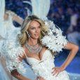 Candice Swanepoel no Victoria's Secret Fashion Show