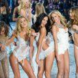A beleza das 'angels' no  Victoria's Secret Fashion Show